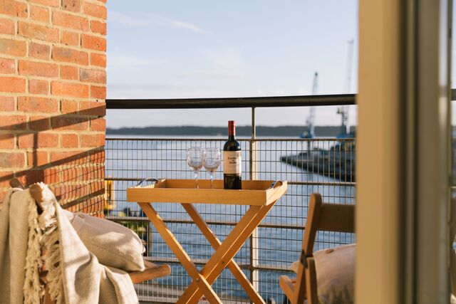 Poole Harbour Holiday Apartment